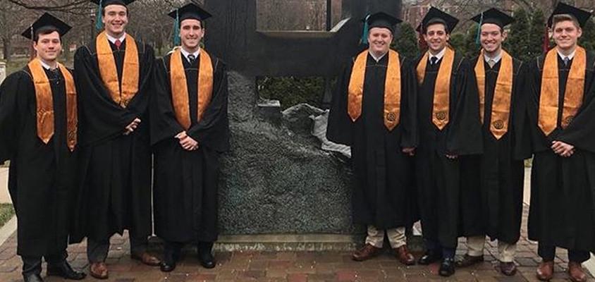 Graduating Brothers